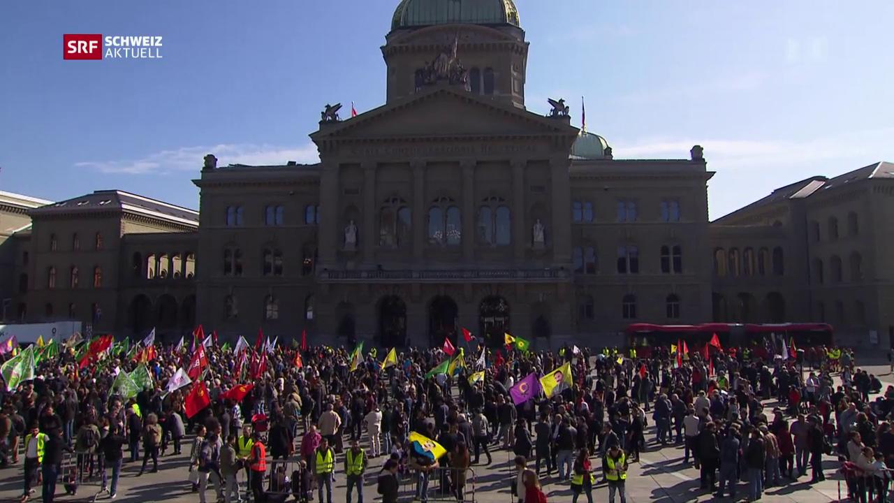 Veranstalter verurteilen Störenfriede