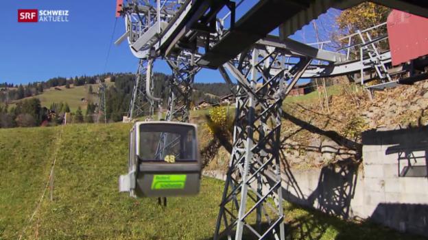 Video «Schweiz aktuell vom 27.10.2015» abspielen