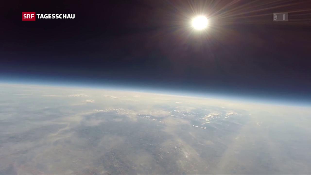 Ozonschicht schrumpft weiter