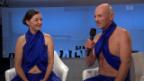 Video «Susanne Daeppen und Christoph Lauener» abspielen