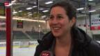Video «Porträt Daniela Diaz, Trainerin der Eishockey-Frauen-Nati» abspielen