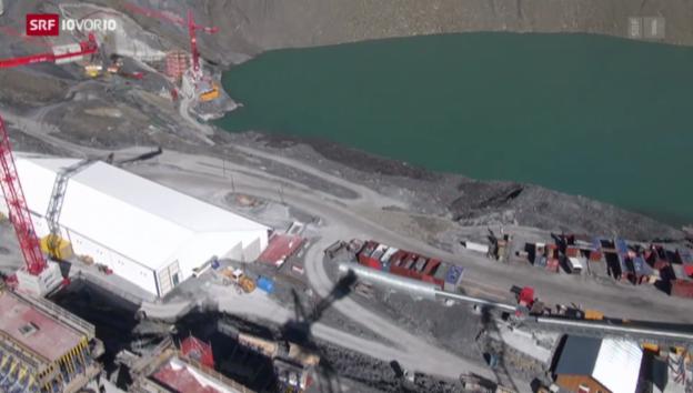 Video «Subventionsflut für Wasseerkraft» abspielen