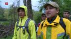 Video «Asylsuchende auf Integrationswanderung» abspielen