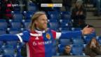 Video «Basel schlägt Luzern dank zwei Lang-Toren» abspielen