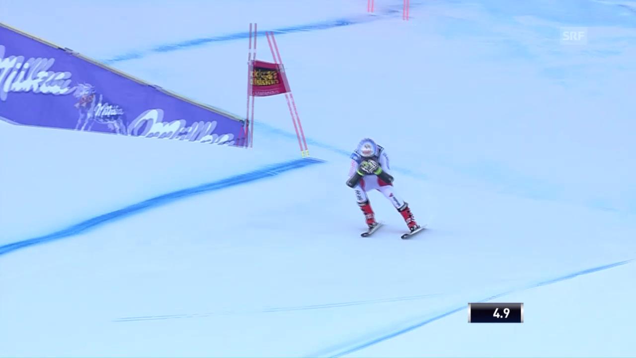 Caviezel bei Jansrud-Sieg bester Schweizer