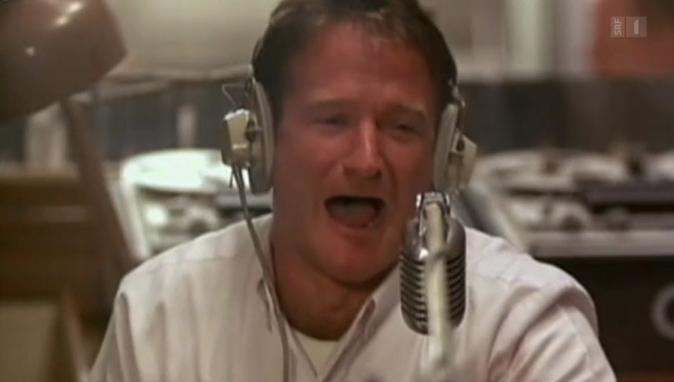 Hollywoodstar Robin Williams ist tot