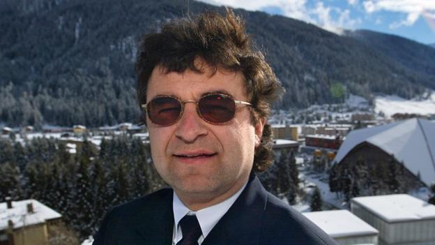 Ernst Wyrsch, Präsident Hotelleriesuisse Graubünden