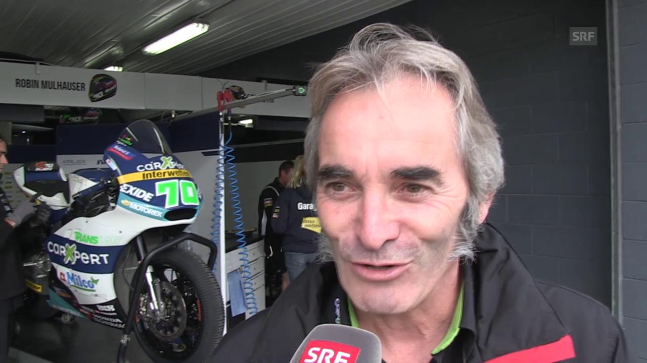 Motorrad: Interview mit Gilles Bigot