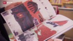 Video «Greis erzählt sein neues Album in einem Comic» abspielen