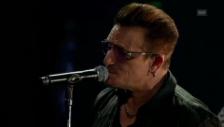 Video «U2 treten an der Bambi-Verleihung auf» abspielen