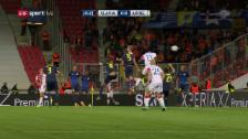 Link öffnet eine Lightbox. Video Nikosia nach 0:0 in Prag weiter abspielen