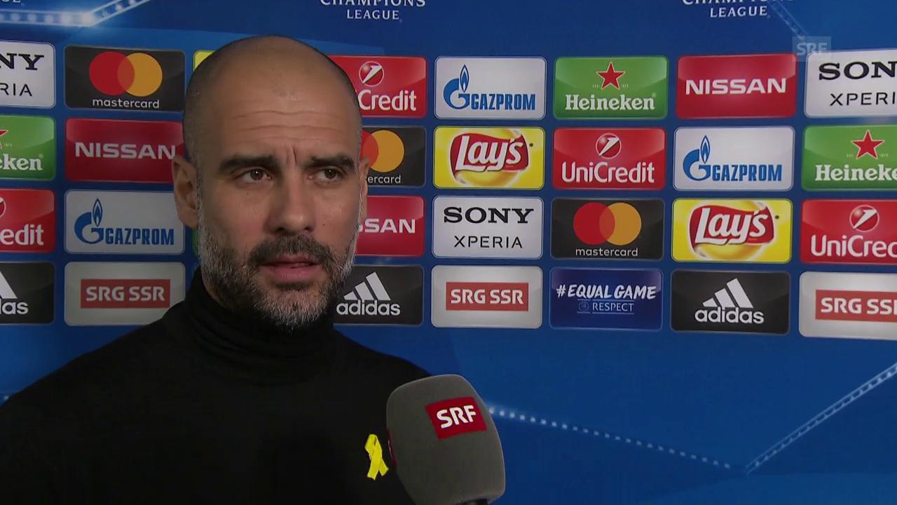 LIVE: Manchester City legt gegen Basel früh vor