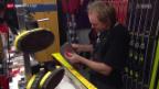 Video ««Tscheggsch de Pögg» – wie findet man den richtigen Skiwachs?» abspielen
