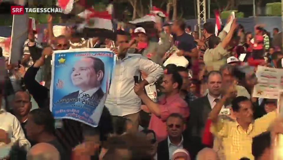 In einer Woche wählt Ägypten