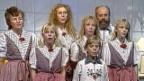 Video «Archiv – Familie Betschart: «Naturjuuz»» abspielen