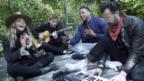 Video «Der transalpine Eurovision Song Contest Jam von Österreich & der Schweiz» abspielen