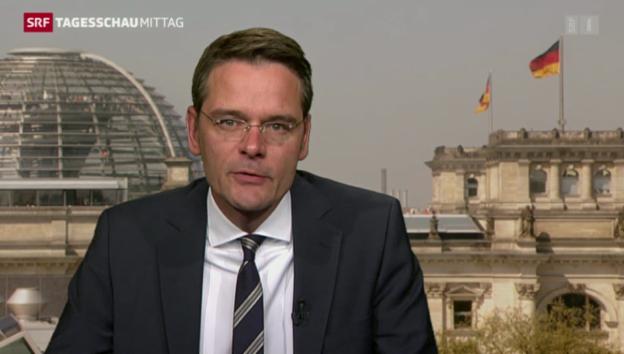Video «Einschätzungen von SRF-Korrespondent Stefan Reinhart.» abspielen