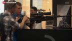 Video «Parlament will Regeln für Kriegsmaterialexport lockern» abspielen