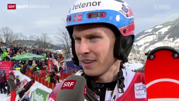 Video «Henrik Kristoffersen dominiert im Slalom weiterhin» abspielen