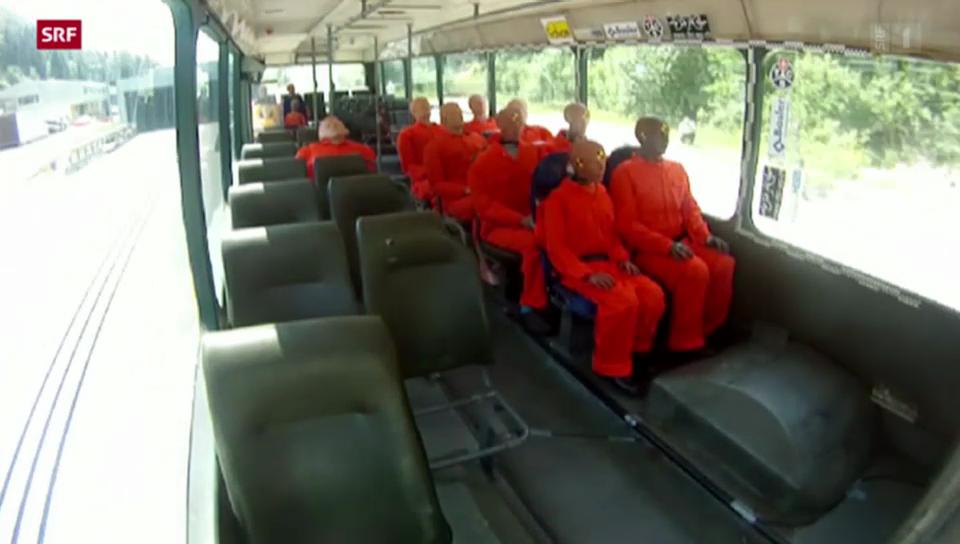 Gurtenobligatorium für Linienbusse?