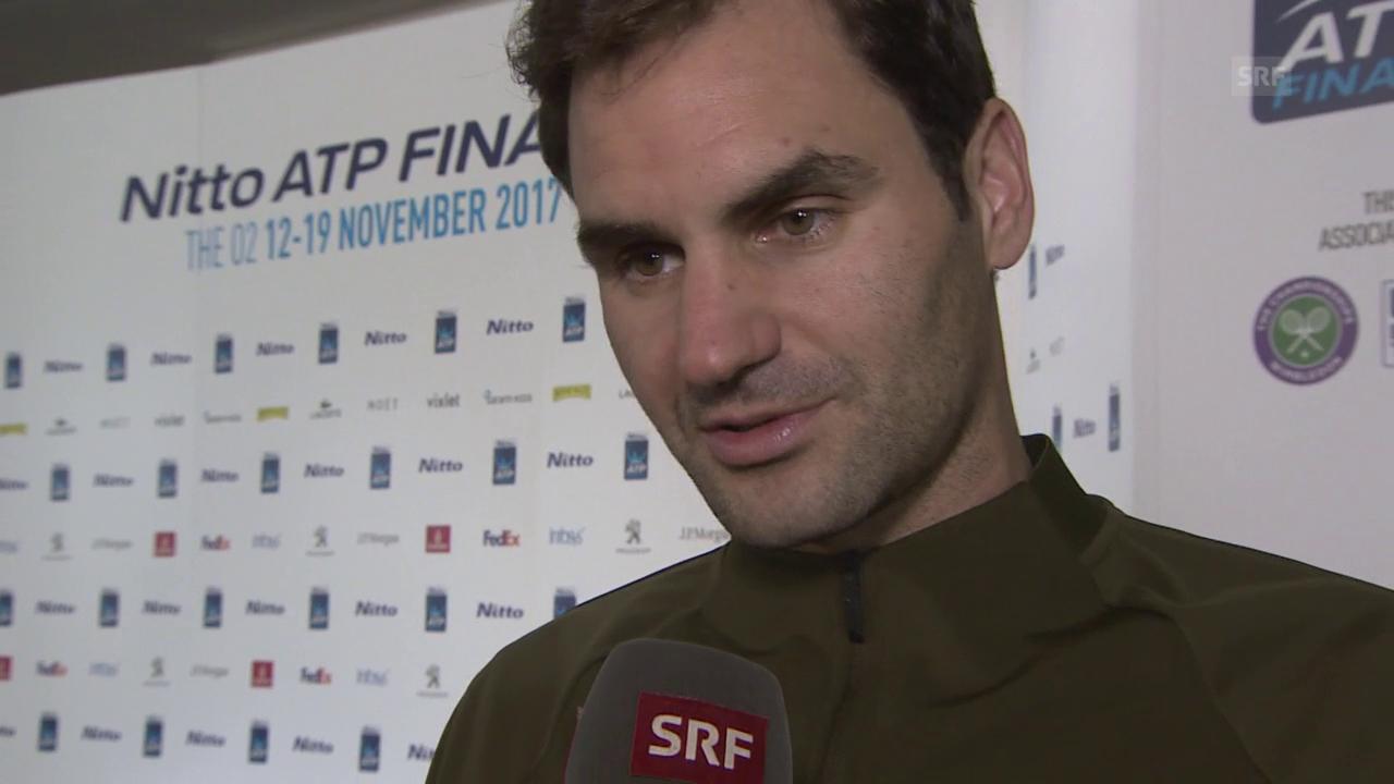 Federer: «Der Horizont geht schon weiter»