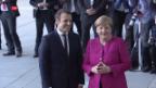 Video «Merkel, Macron und Europa» abspielen