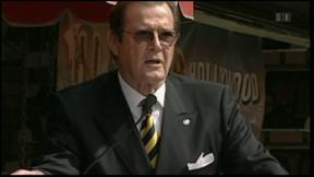 Video «Adieu James Bond: Sir Roger Moore ist tot» abspielen