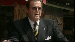 Video «Adieu James Bond: Sir Roger Moore ist tot» abspielen