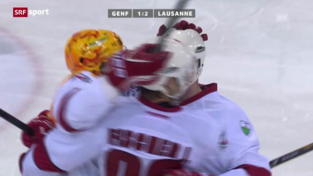Video «Genf-Lausanne («sportaktuell»)» abspielen