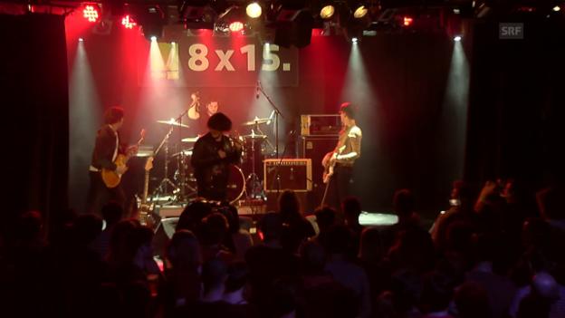 Video «Pablo Infernal - 8x15. BScene Basel» abspielen