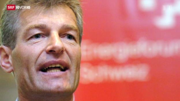 Video «Heinz Karrer soll Economiesuisse leiten» abspielen
