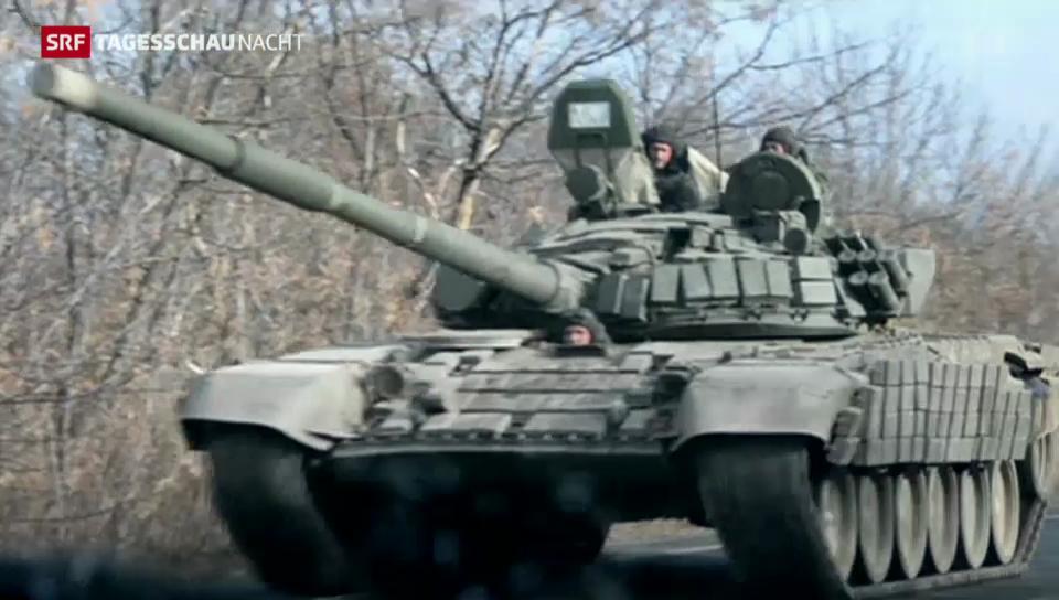 Sicherheitsrat: Wachsende Sorge über russische Truppenaktivitäten