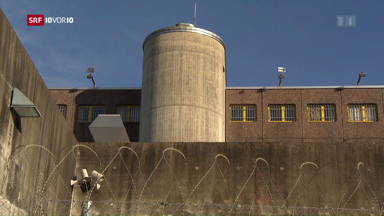 Kantone verweigern Häftlingstransfer in den Kosovo