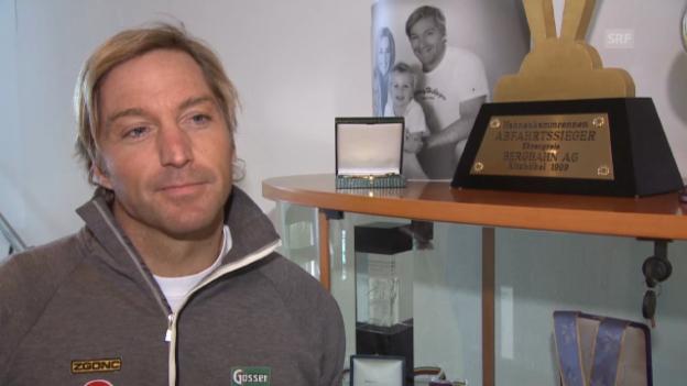 Video «Hans Knauss über seine Zeit nach positiven Doping-Test» abspielen