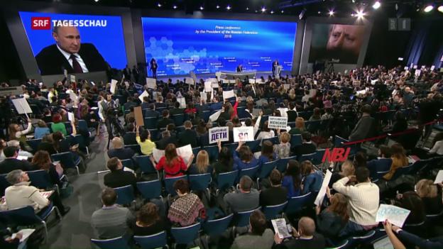 Video «Die grosse Putin-Show» abspielen