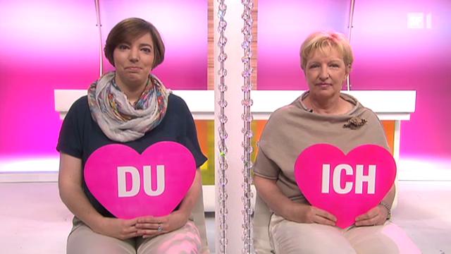 «Ich oder Du» mit Florina Manz und Annemarie Wildeisen