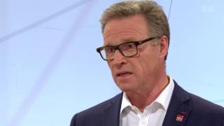 Video «Im Studio: SBB-Chef Andreas Meyer» abspielen