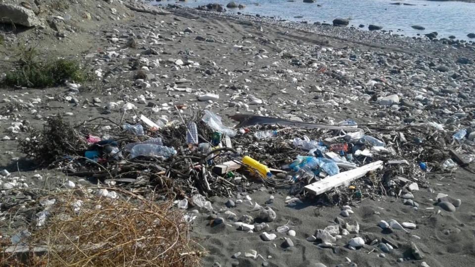 Zyperns Küsten sind stark verschmutzt