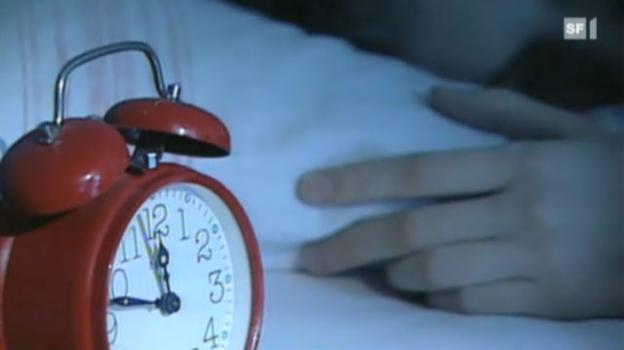 Video «Der Geburtsmonat beeinflusst die innere Uhr» abspielen