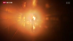 Video «Sicherheit im NEAT-Tunnel» abspielen