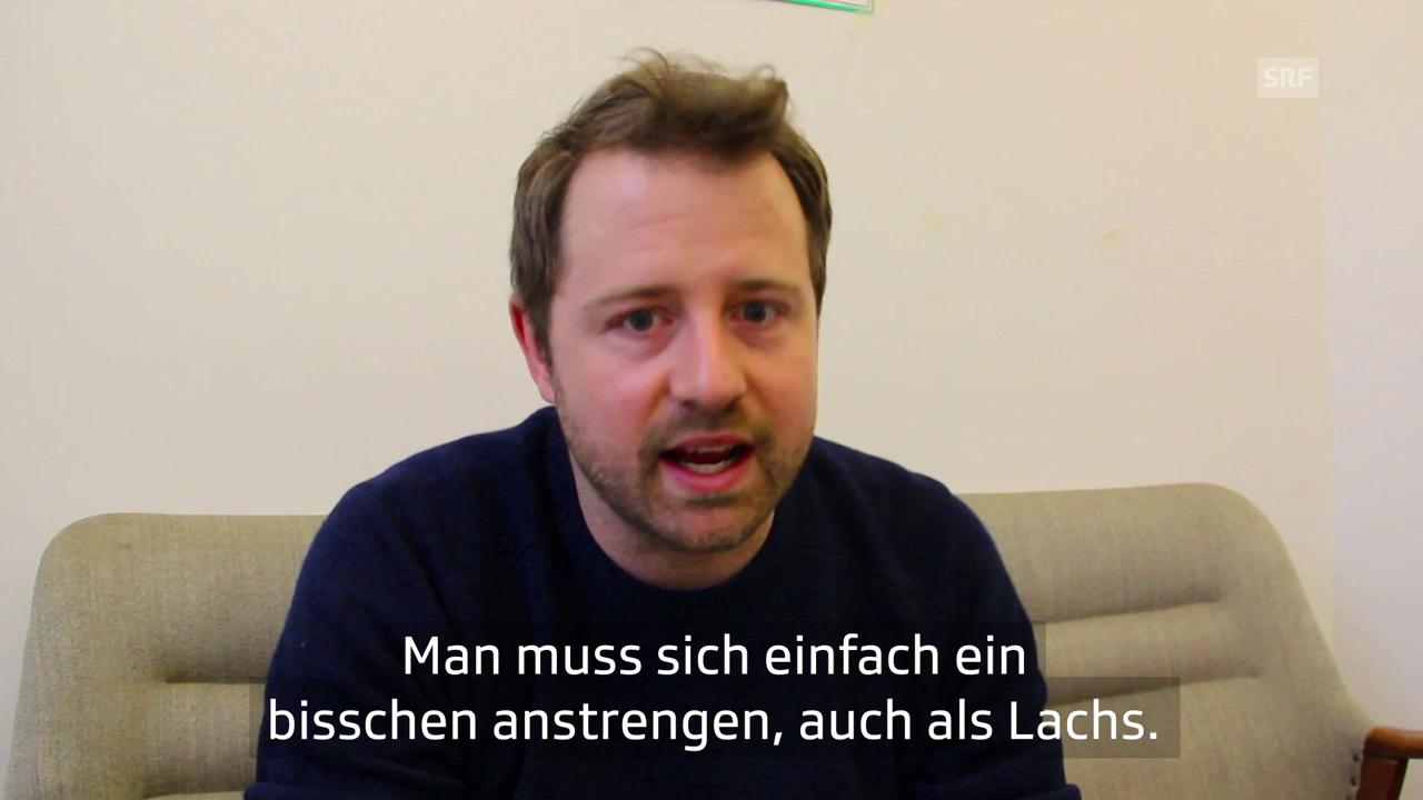 Die Lachstreppe – «#Kennsch?»