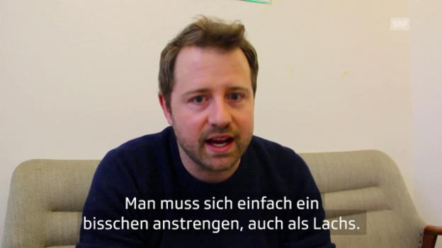 Video «Die Lachstreppe – «#Kennsch?»» abspielen