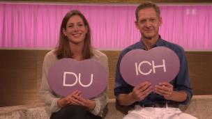 Video «Ein harmonisches «Ich oder Du» mit einer Spitzen-Triathletin» abspielen