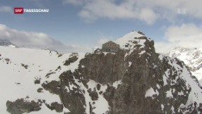 Video «Tragödie in den Walliser Alpen» abspielen