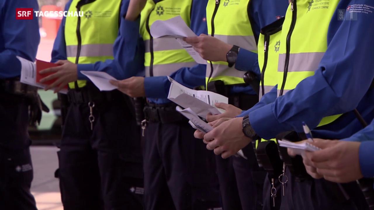 Mehr Personal im Kampf gegen den Terror