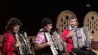 Video «Archiv: Roger im Endspurt / «Oisi Musig» 1984» abspielen