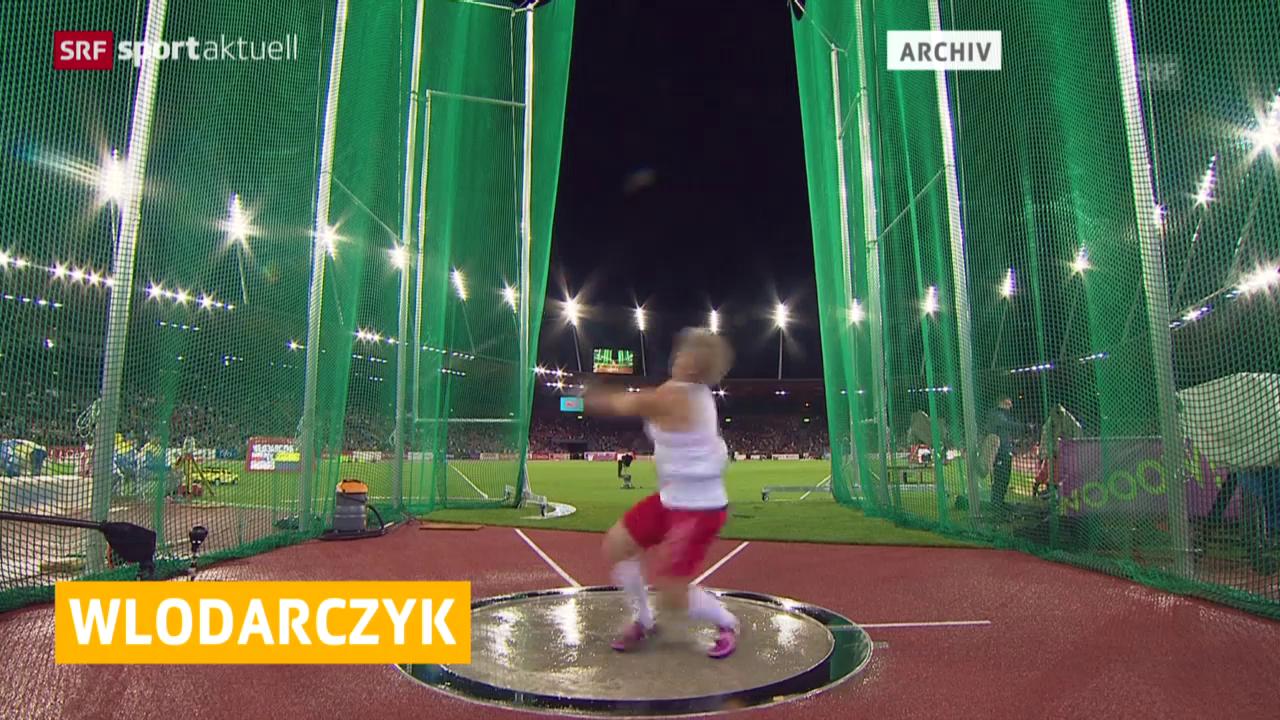 Leichtathletik: Wlodarczyk erzielt Hammerwurf-Weltrekord
