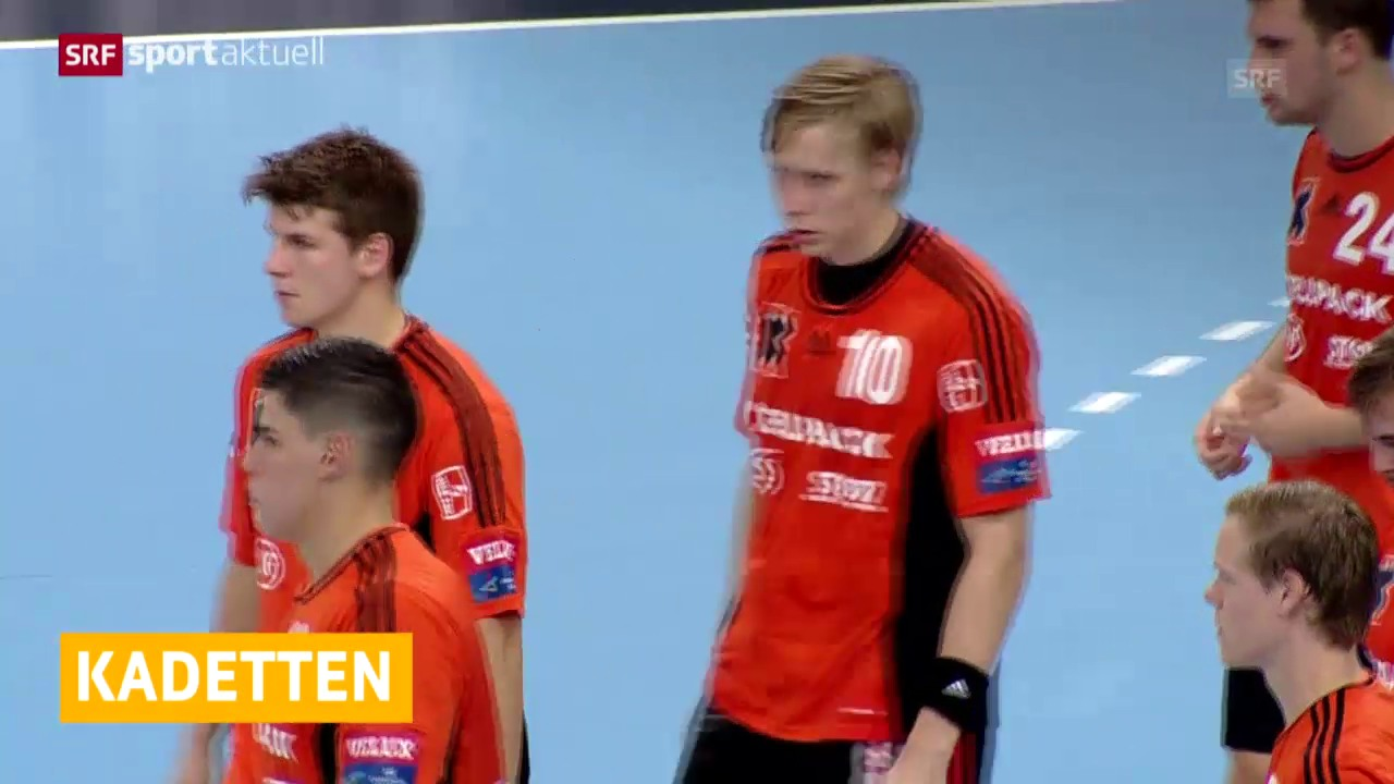 Handball: Kadetten verlieren in Skopje («sportaktuell»)