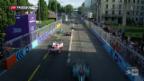 Video «Formel-E-Rennen in Zürich» abspielen