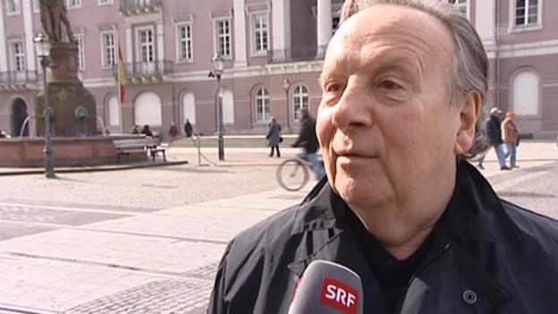 Video «Heinz Spoerli über sein Gewicht» abspielen